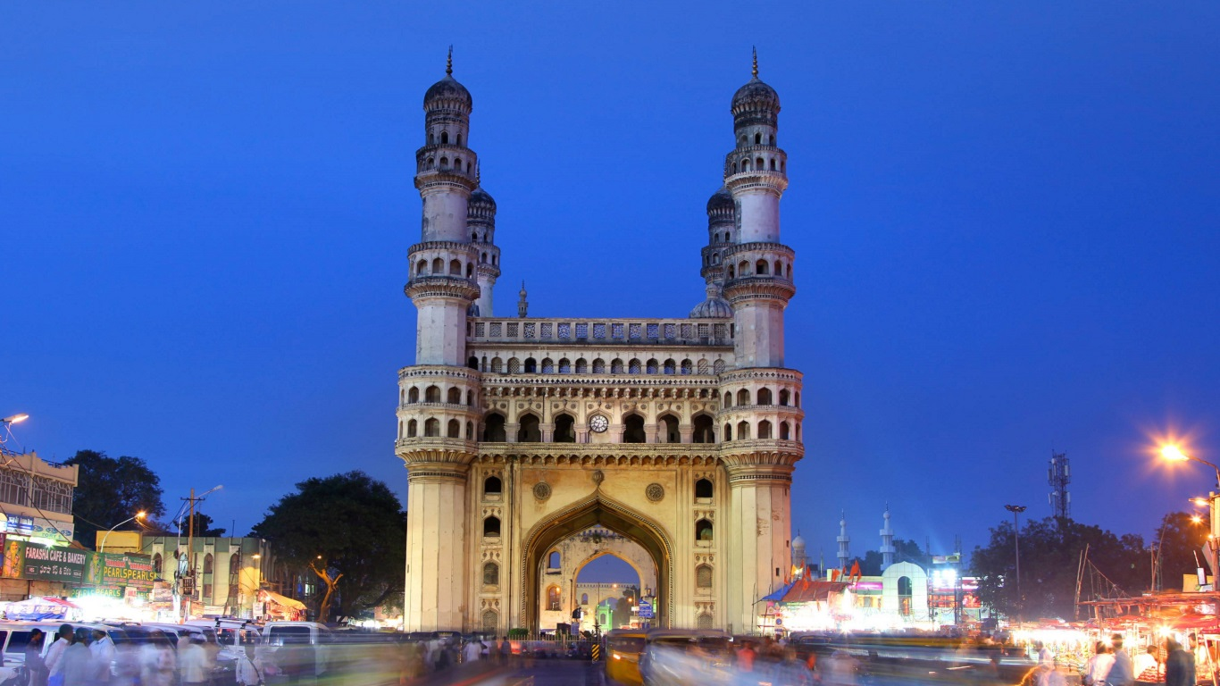 Hyderabad Outstation Cab Services