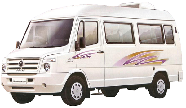 Tempo Traveller Cab Hire